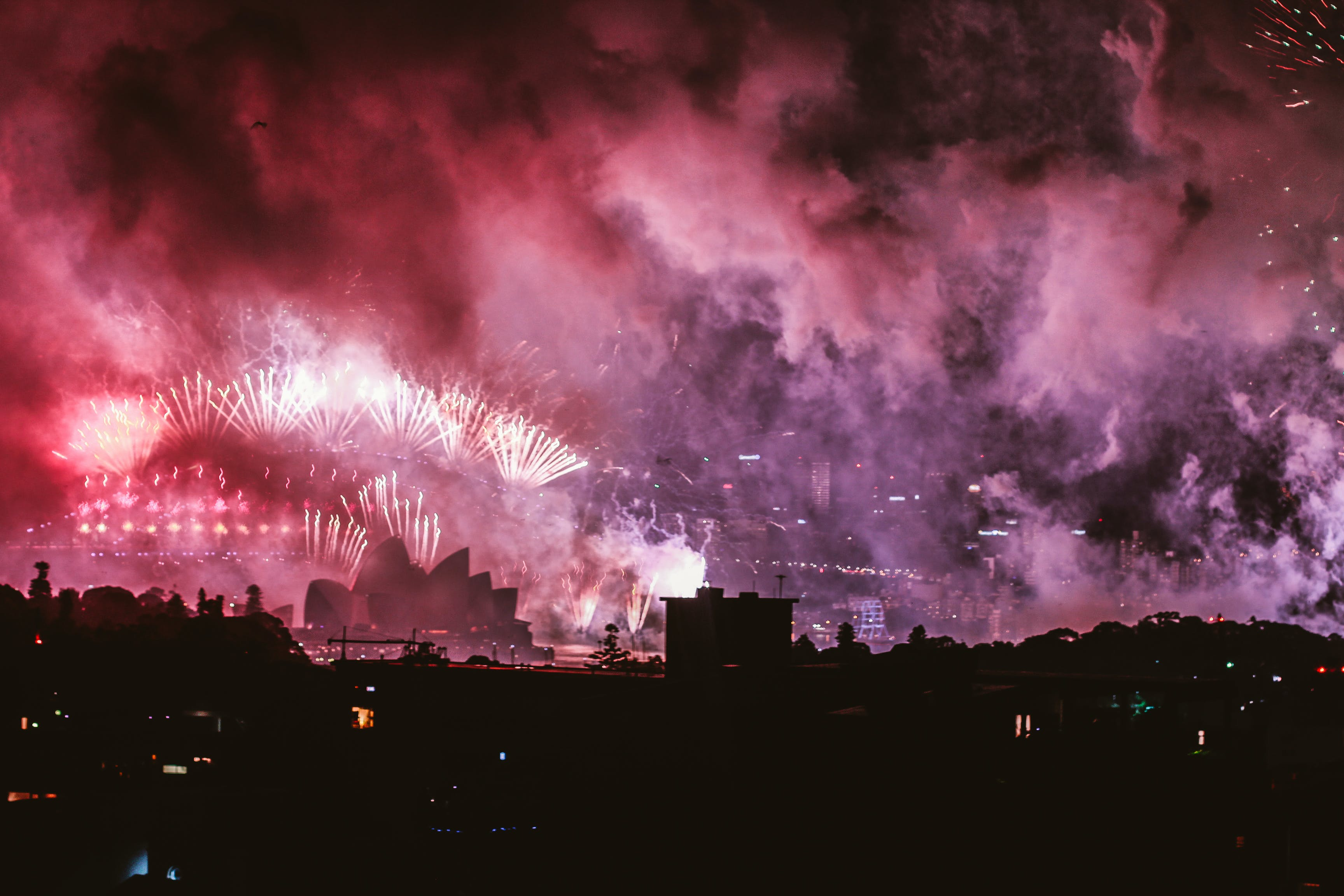 Kostenloses Stock Foto zu abend, dunkel, feier, feiern