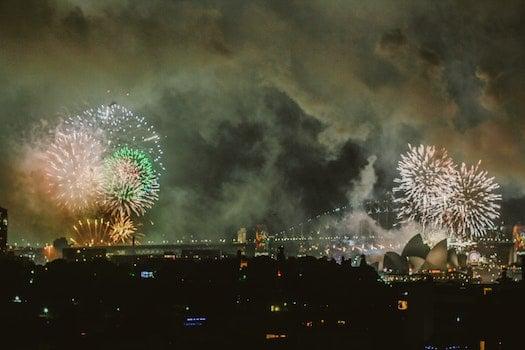 Kostenloses Stock Foto zu stadt, nacht, festival, party