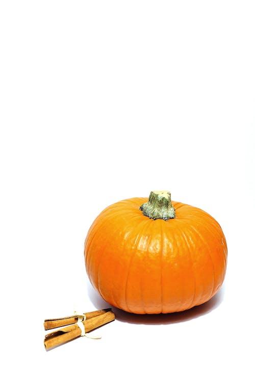Free stock photo of cinnamon, cinnamon sticks, halloween, orange