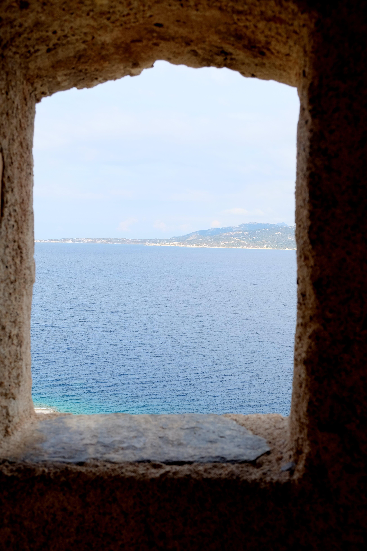 Free stock photo of blue, calvi, corsica, fort