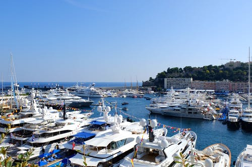 Free stock photo of bay, boat, lifestyle, monaco