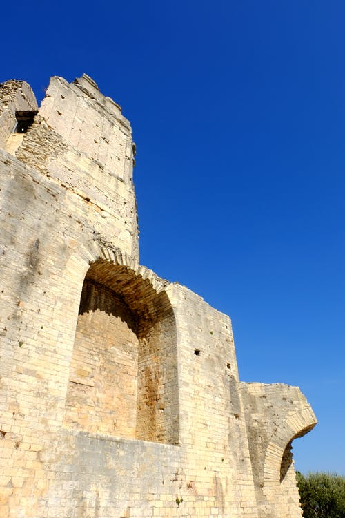 Free stock photo of ancient, blue sky, ruins, wanderlust