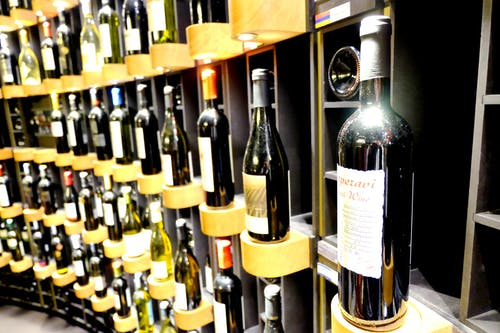 Free stock photo of bottles, cellar, collection, red wine