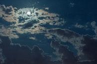 light, sky, night