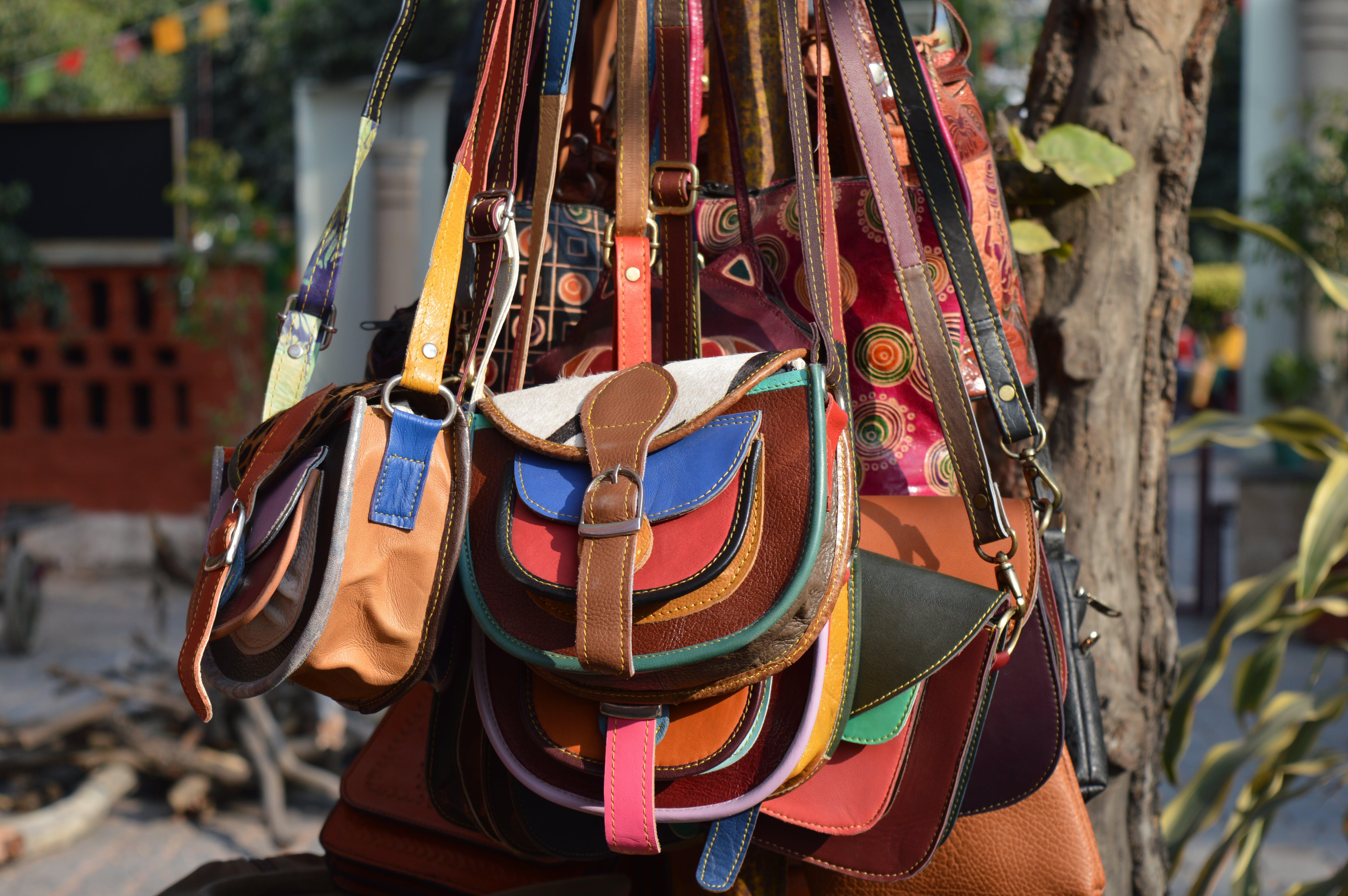 Free stock photo of carrybag, fashion, fashionable, leather