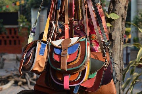 Photos gratuites de à la mode, cuir, mode, sac à main