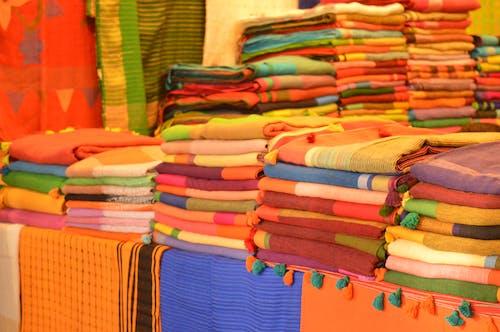 Photos gratuites de robe, saree, soie, taat