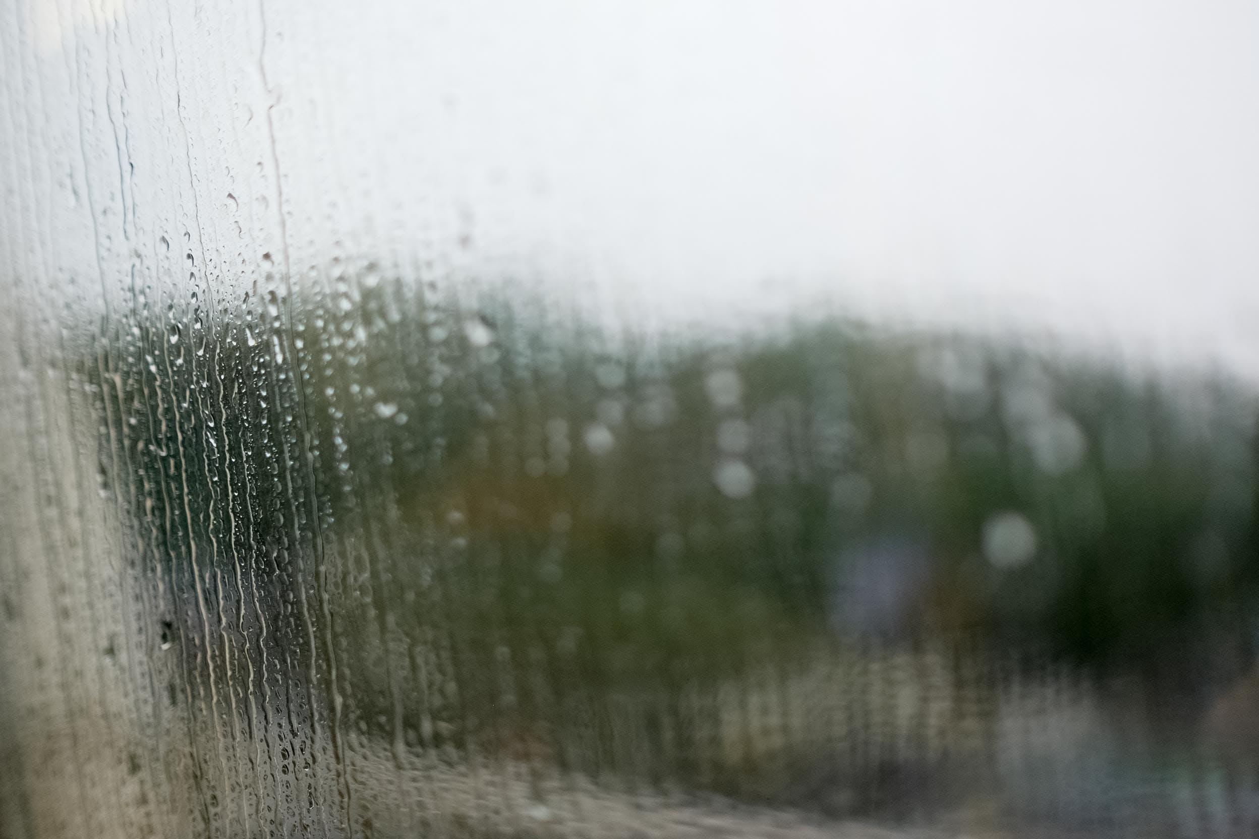 Free stock photo of glass, rain, window, drop