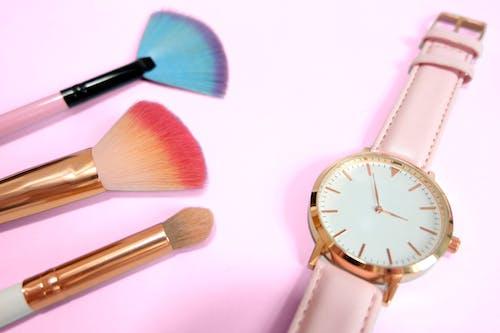 Free stock photo of blush, brush, cosmetics, eye makeup