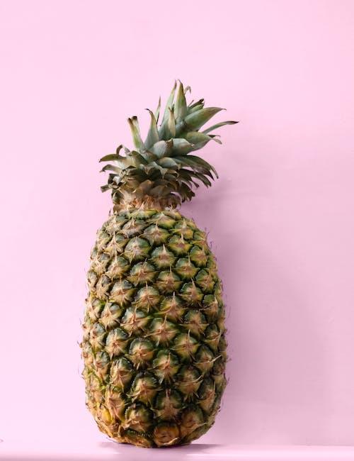 Free stock photo of blush, fresh, fruit, pineapple