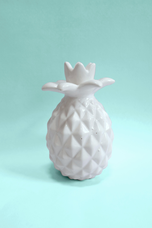 Kostenloses Stock Foto zu ananas, blau, dekoration, geometrisch