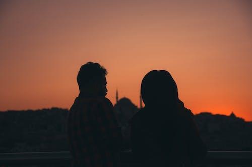 Free stock photo of black, istanbul, love