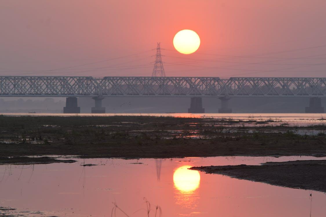 Photos gratuites de #le coucher du soleil