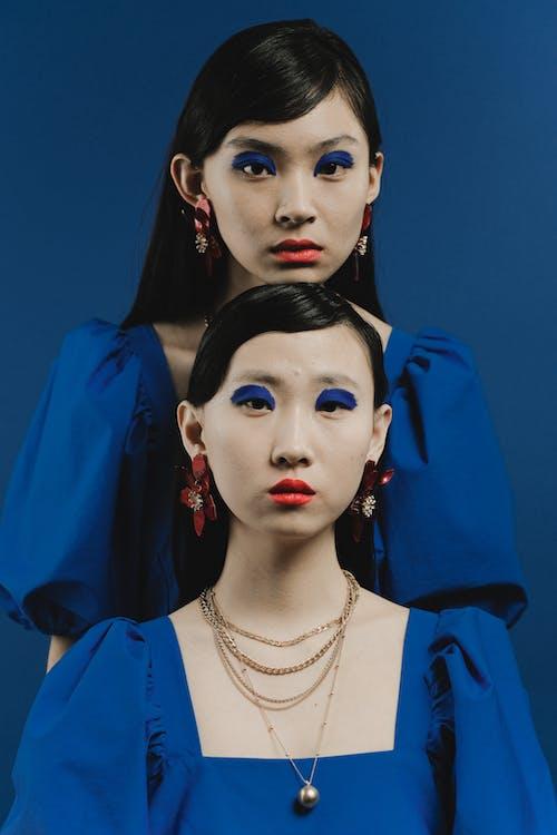 Бесплатное стоковое фото с гейша, глаз, гламур