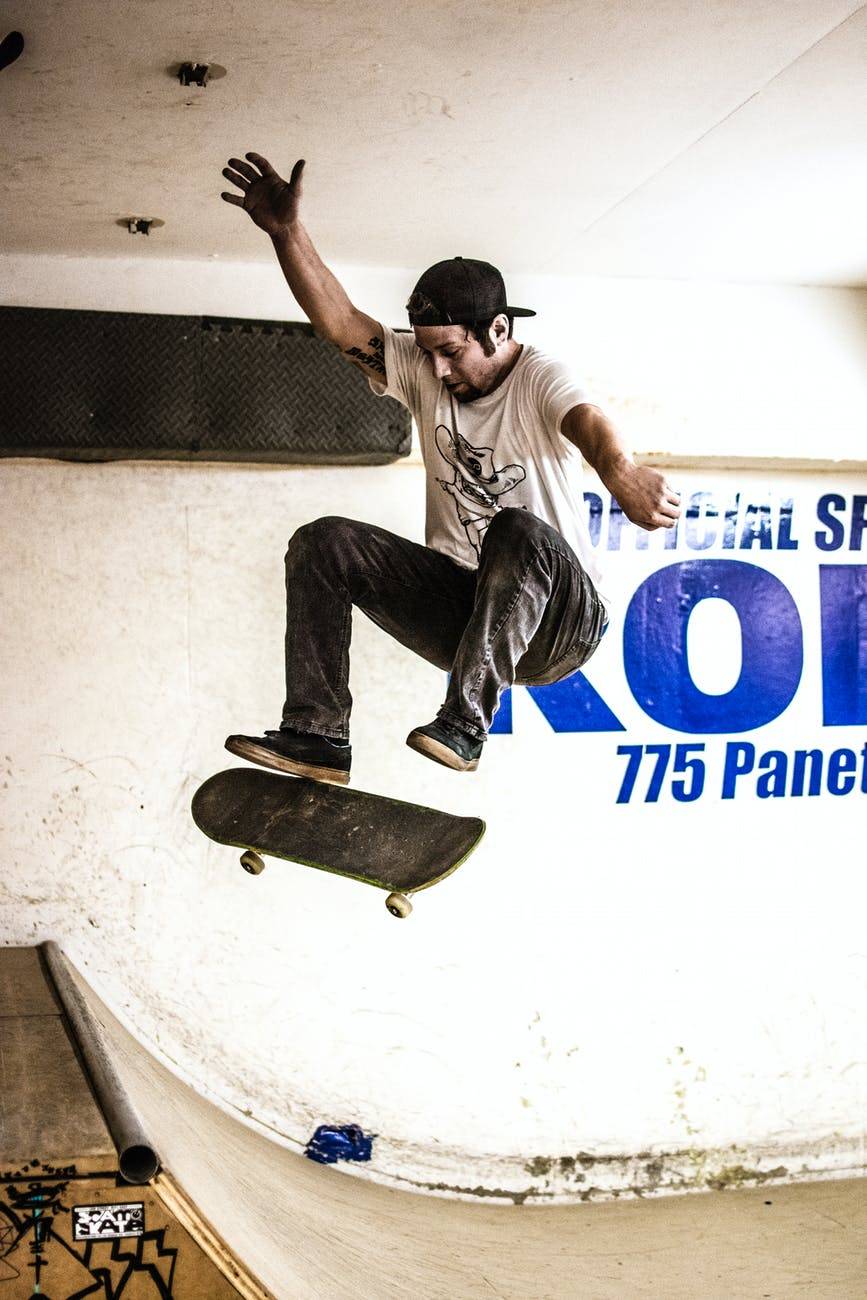 4 Skateboarding Terms That New Skateboarders Should Know Skilled Passionate