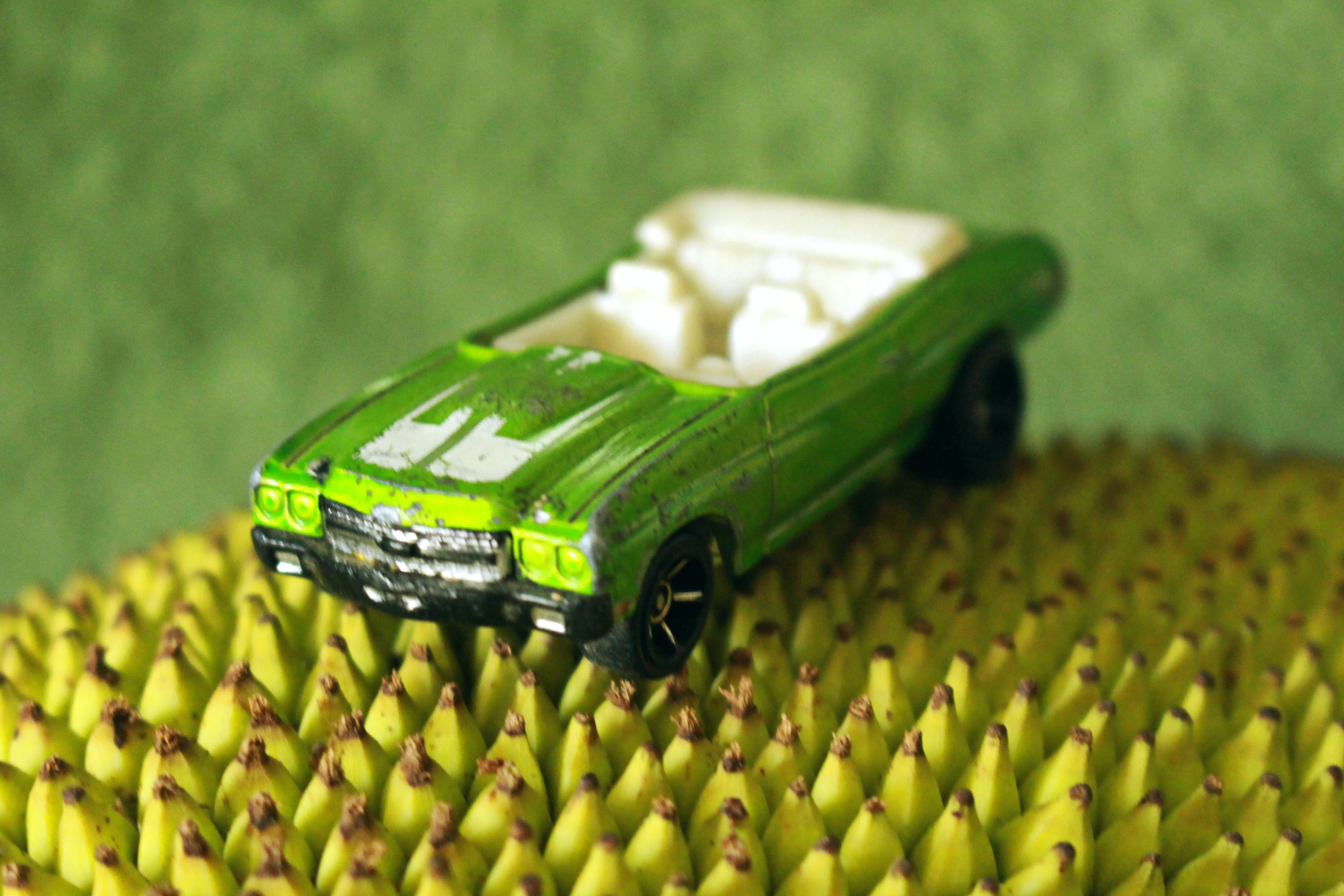 Free stock photo of car, ceara, green, texture
