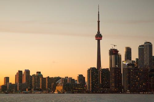 Ilmainen kuvapankkikuva tunnisteilla cn tower, Kanada, kaupunkinäkymä, Toronto