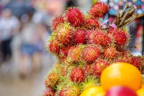 Foto d'estoc gratuïta de rambutan fruit