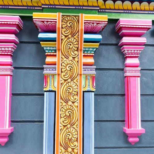 Foto d'estoc gratuïta de parets temples