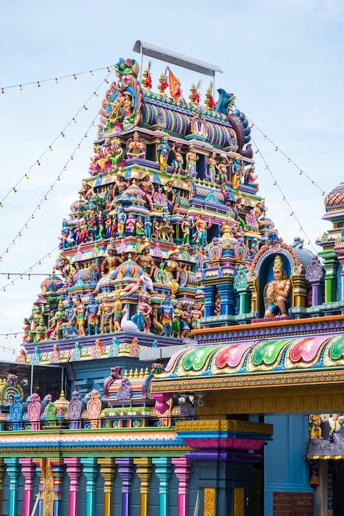 Free Stock Photo Of Temple Gopuram-2828