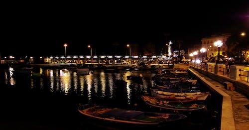 タウン, ボート, モダン, ライトの無料の写真素材