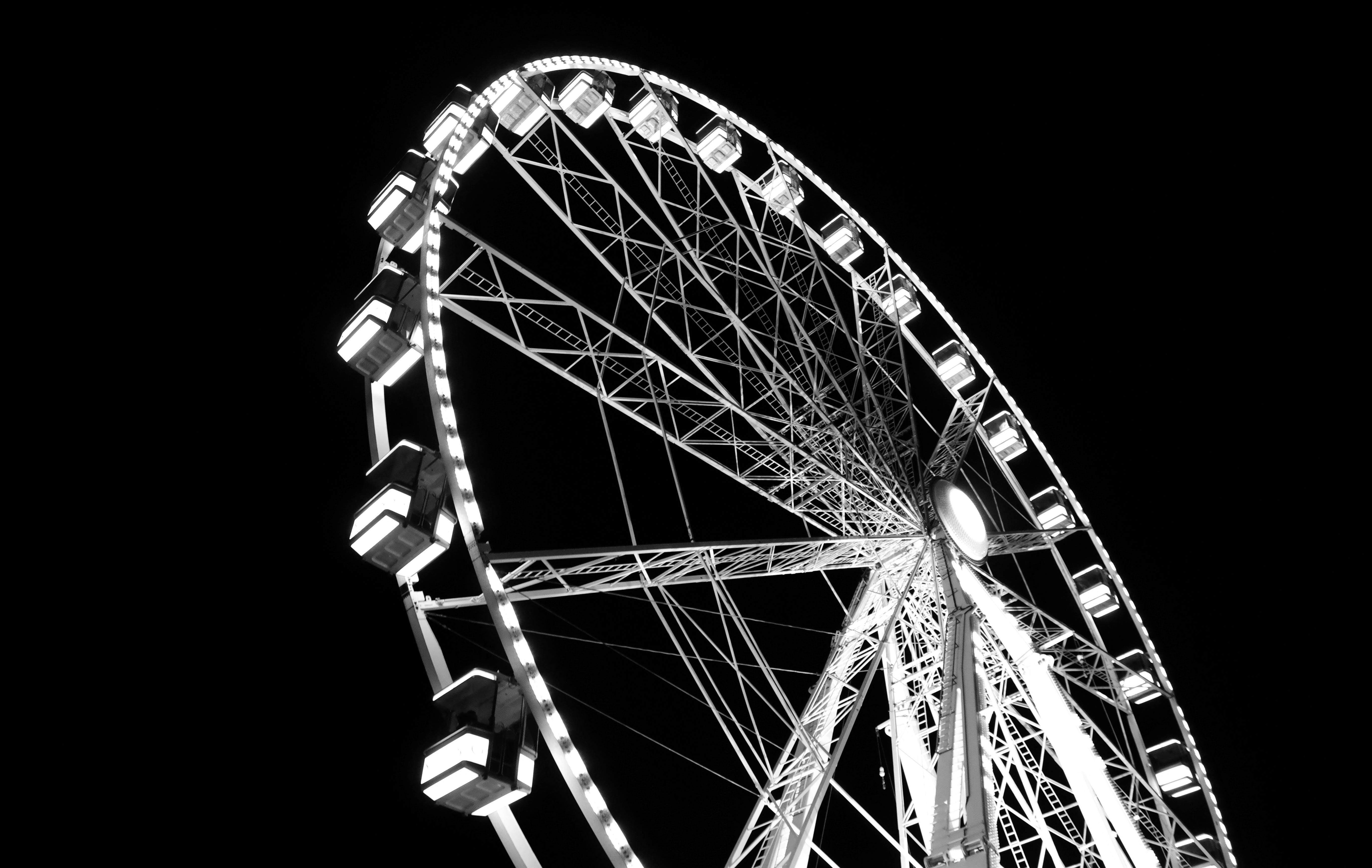 Fotos de stock gratuitas de alto, altura, blanco y negro, carnaval