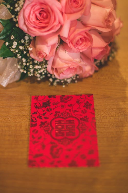 Photos gratuites de bouquet, enveloppe, fleurs