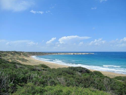 Free stock photo of aqua, beach, blue