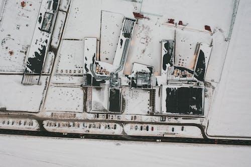 Gratis stockfoto met achtergelaten, antenne, auto
