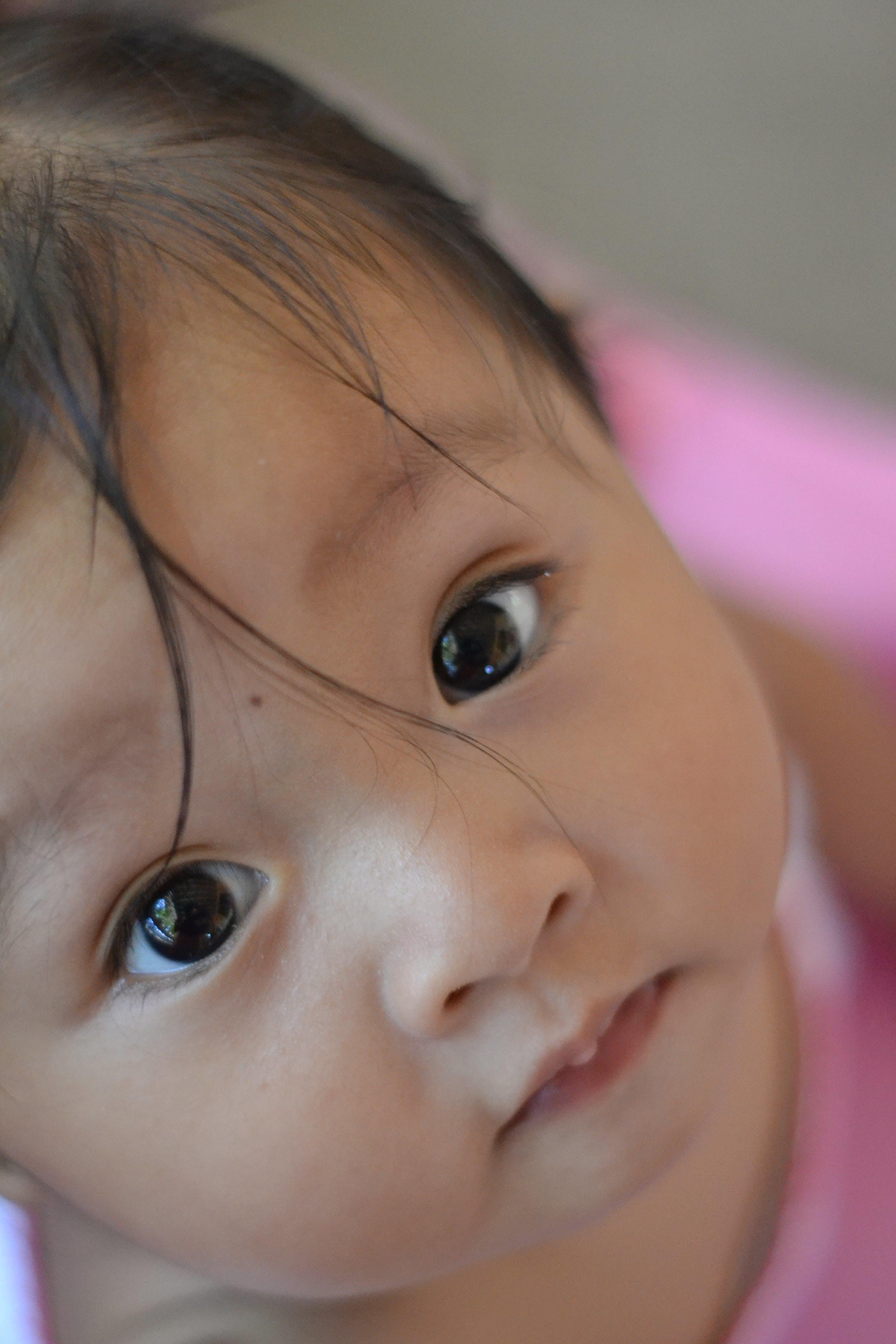 Free stock photo of baby, baby girl, pink