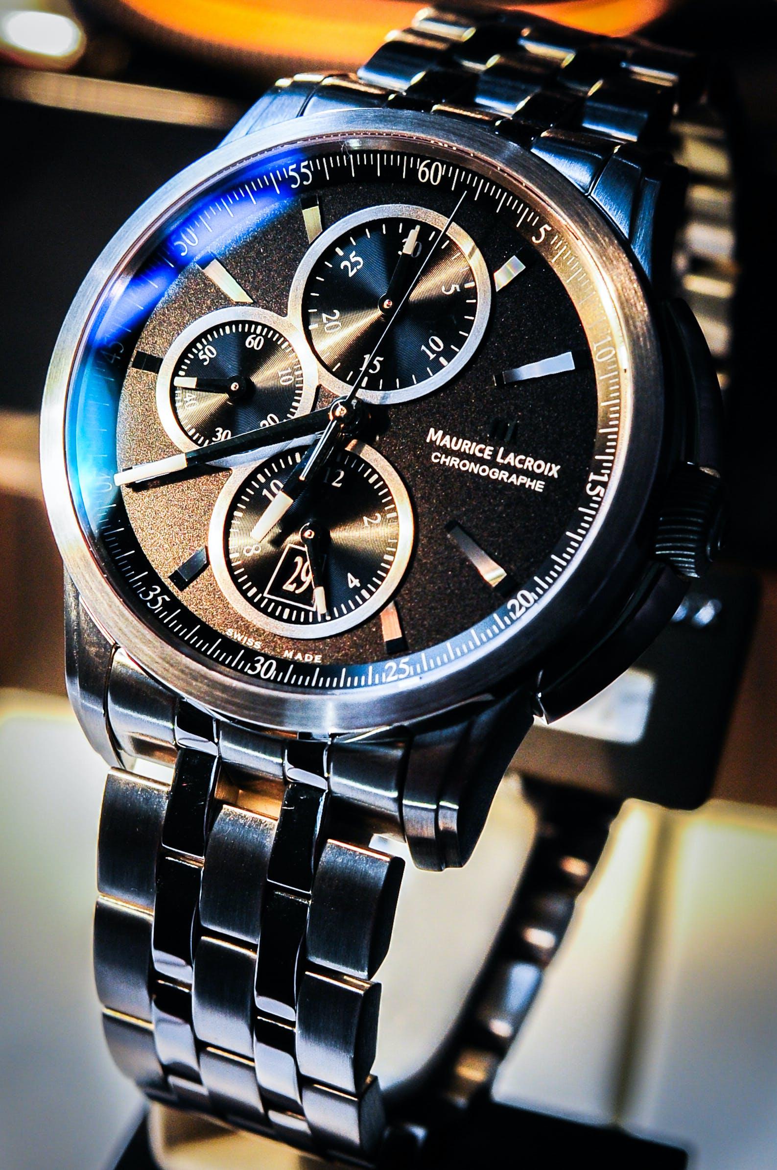 Free stock photo of wristwatch, time, watch, accessory