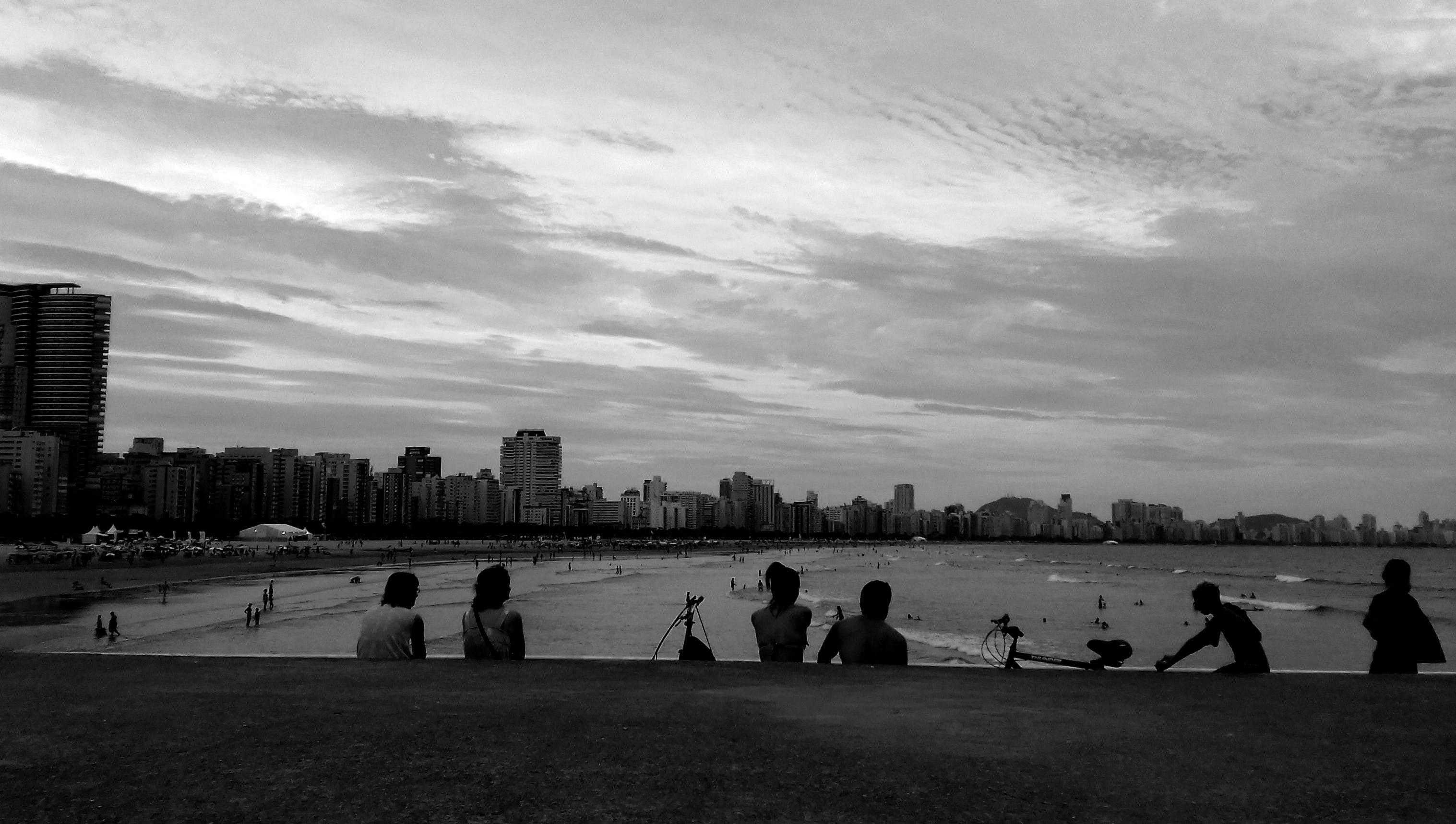 城市, 天空, 娛樂, 建築 的 免费素材照片