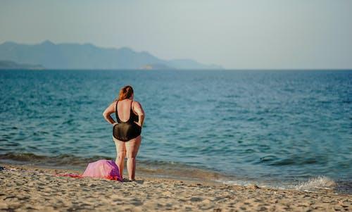 Foto d'estoc gratuïta de a la vora de l'oceà, acomiadar-se, aigua, bonic