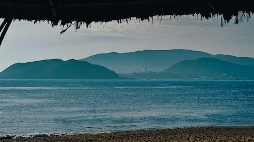 คลังภาพถ่ายฟรี ของ กระเพื่อม, ชายทะเล, ชายฝั่งทะเล, ชายหาด