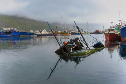 トロール船, ボート, 交通機関の無料の写真素材