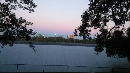 Free stock photo of brisbane, evening, moon