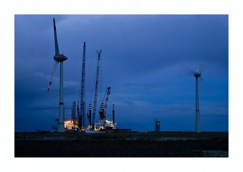Fotos de stock gratuitas de energía eólica