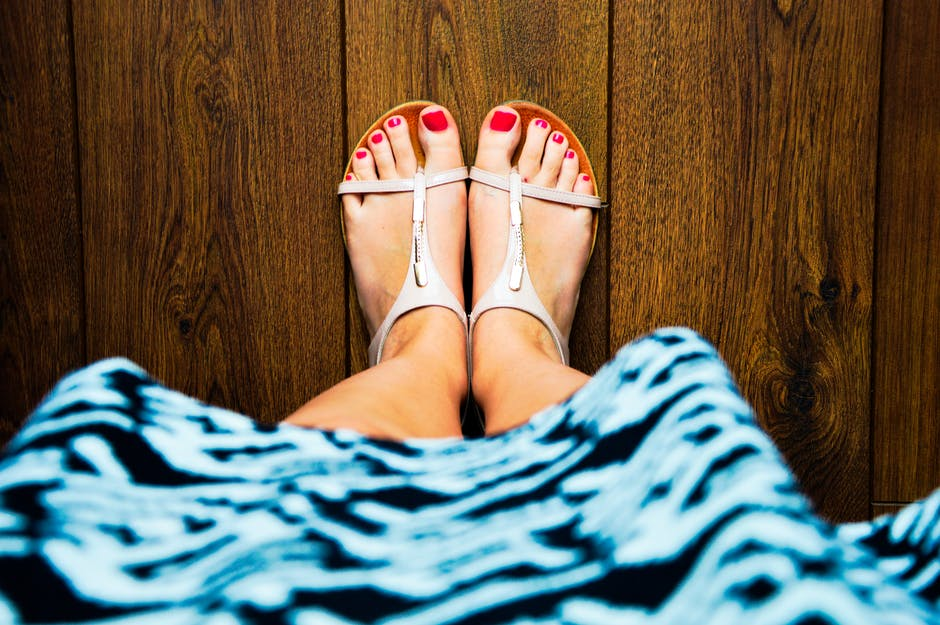 dress, fashion, feet, sandals -  Miss Selfridge