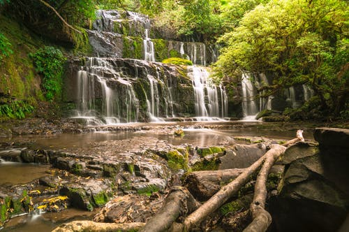 Free stock photo of cascade, creek, epic
