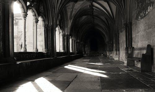 Základová fotografie zdarma na téma architektonické detaily, architektura, arkáda