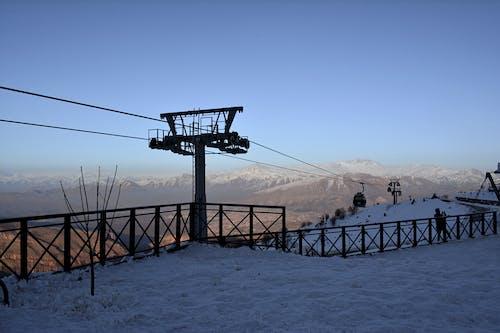Gratis stockfoto met bergen, bergtop, blauw, heldere lucht