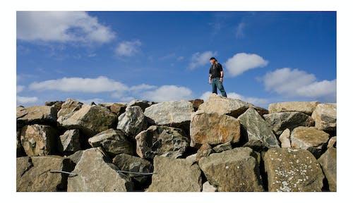 Imagine de stoc gratuită din mare, om, ziduri