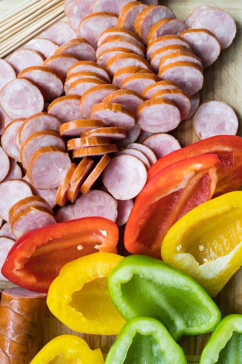 Foto profissional grátis de alimento, cheio de cor, colorida
