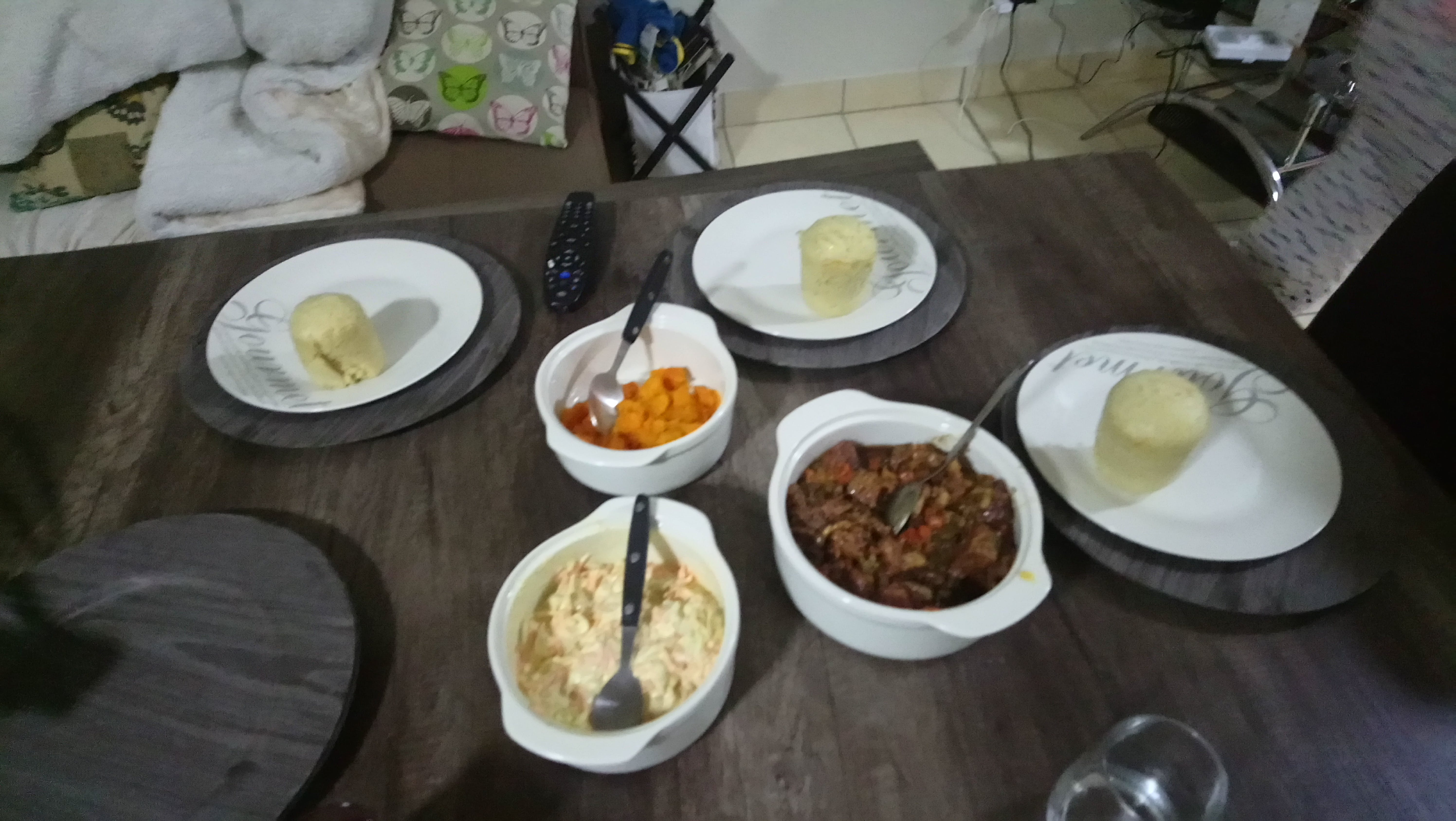 Free stock photo of african food, beef stew, dinner, dombolo
