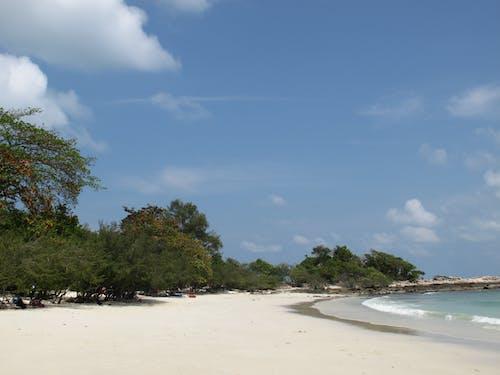 Ảnh lưu trữ miễn phí về bình yên, bờ biển, mùa hè, trời xanh