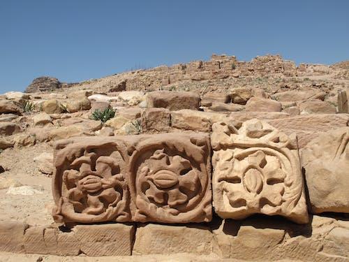 Ảnh lưu trữ miễn phí về đá, đá đỏ, đồi, khắc đá