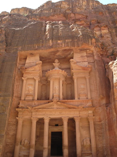 Free stock photo of dwelling, jordan, mountain