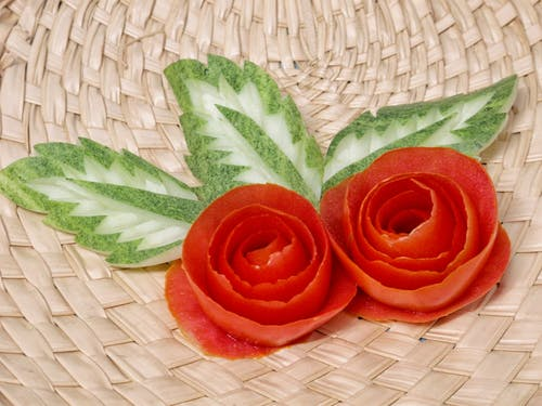 Ảnh lưu trữ miễn phí về cà chua, Dưa leo, khắc rau, rau quả tươi