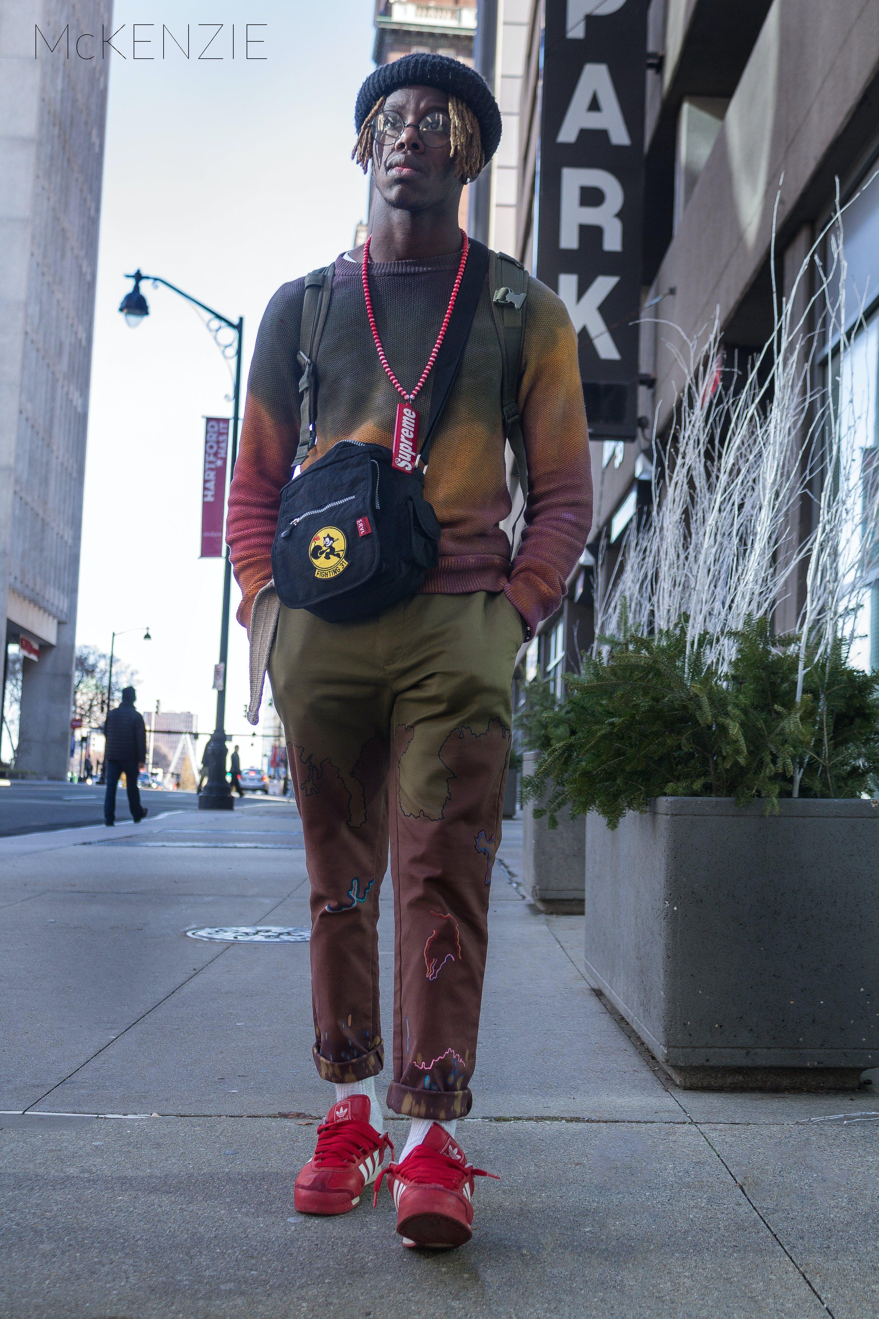 Základová fotografie zdarma na téma fashion modelka, malemodel, městský, móda