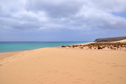 Free stock photo of beach, cloud, fuerteventura, idyll